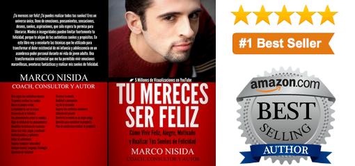 Marco Nisida - Autor de Tu Mereces Ser Feliz